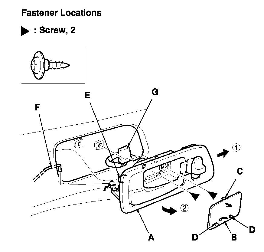 [ES_5061] Honda Civic Door Lock Diagram Schematic Wiring