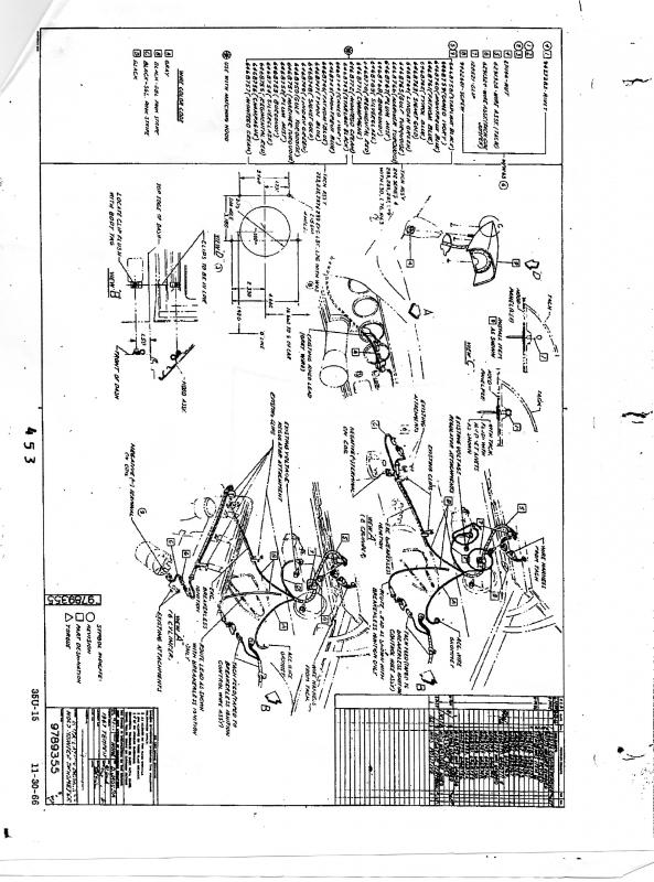 [MO_6577] 1964 Pontiac Gto Drawings Wiring Diagram