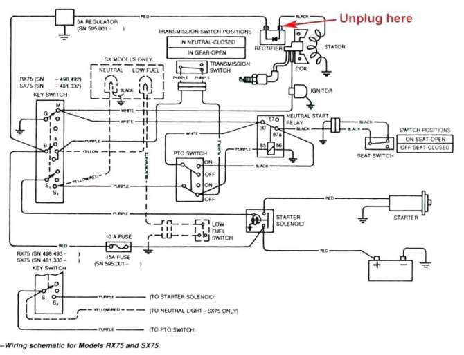 john deere gt235 wiring diagram  dodge intrepid fuse box