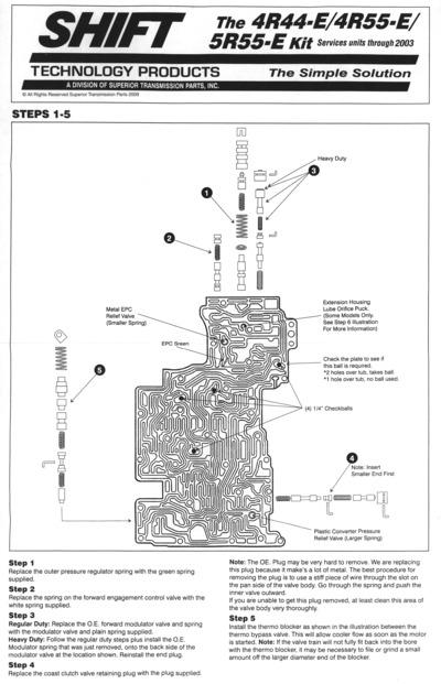 [VC_0400] 5R55E Wiring Diagram Download Diagram