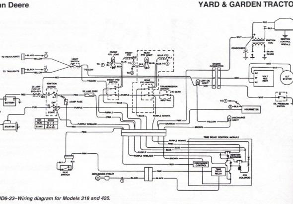 [CB_1041] Lt160 John Deere Wiring Diagram Schematic Wiring