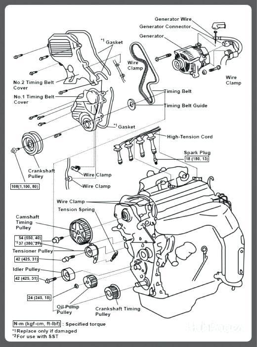 [NT_6381] Acura Engine Diagram Camshaft Schematic Wiring