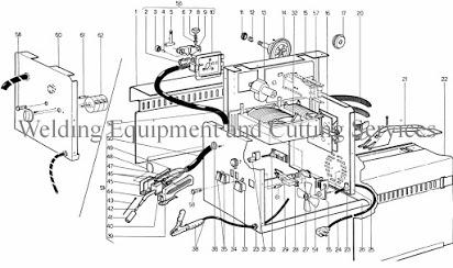 [KK_8477] Welder Parts Diagram Moreover Lincoln Welder