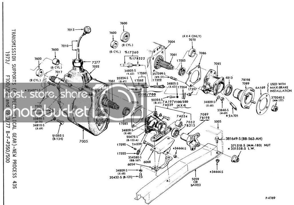 [CK_7320] Transmission Diagram Also Ford E4Od Transmission