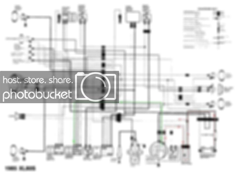[BF_0290] Honda Tl 125 Wiring Diagram Free Diagram