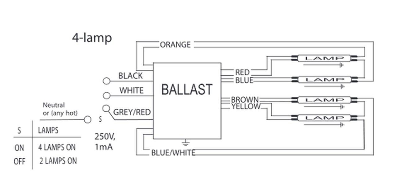 Philips Advance Ballast Icn 4s54 90c 2ls G Wiring Diagram