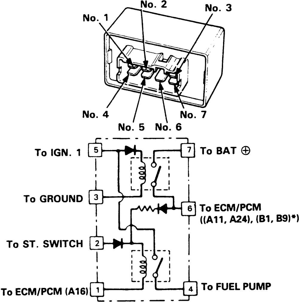 [NM_0988] 1993 Honda Accord Firing Order Diagram Download