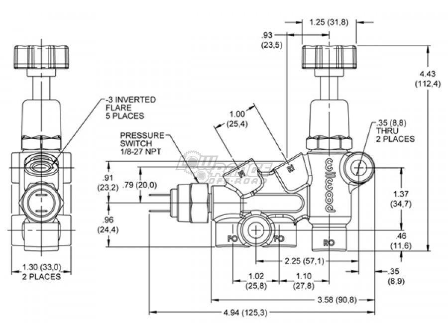 [BR_0513] Wiring Diagram For Brake Proportioning Valve
