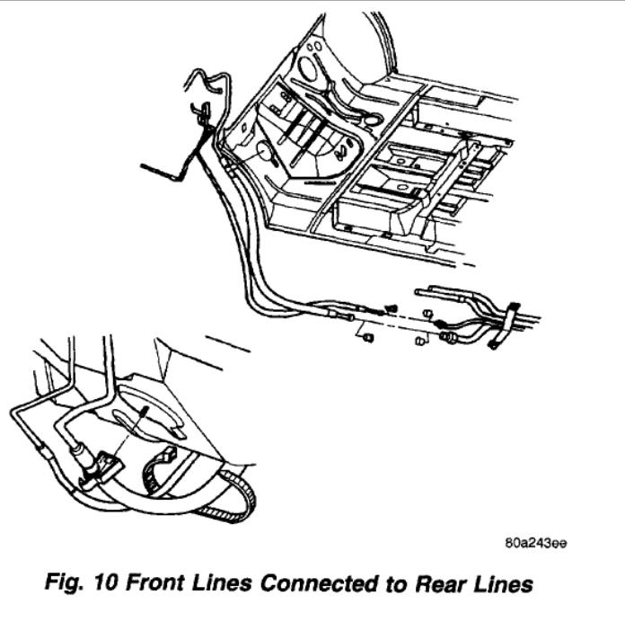 [AY_2307] 2000 Dodge Grand Caravan Heater Hose Diagram