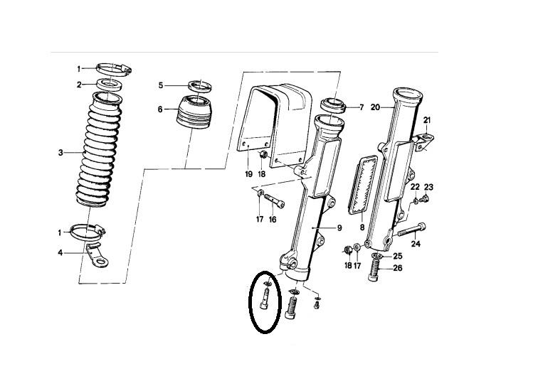 [TO_7769] Bmw R80G S Wiring Diagram Schematic Wiring
