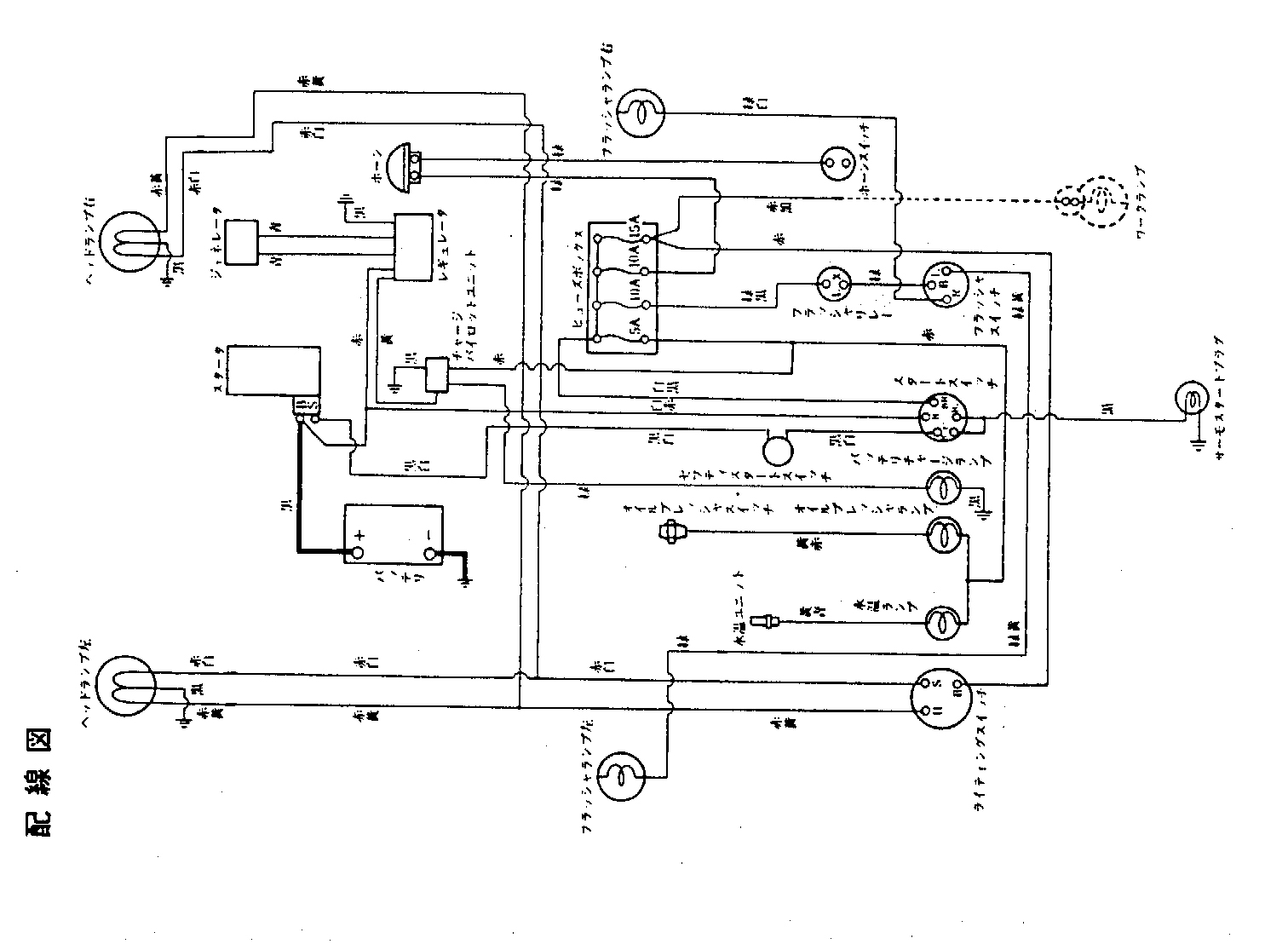[BC_1289] Yanmar Tachometer Wiring Question Page 1 Iboats