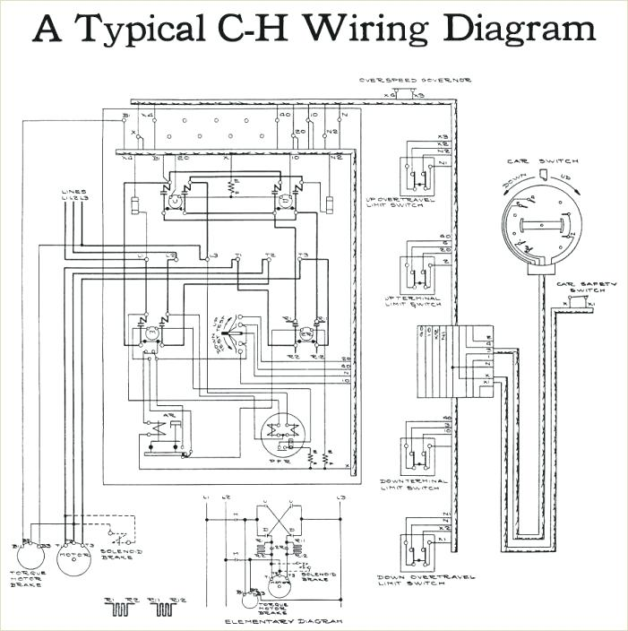 [ZB_7270] Wiring Diagram For Elevator Schematic Wiring