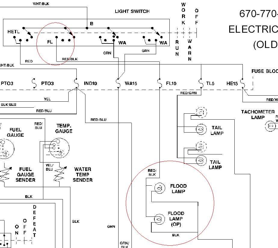 [MN_9798] 770 John Deere Fuse Box Download Diagram