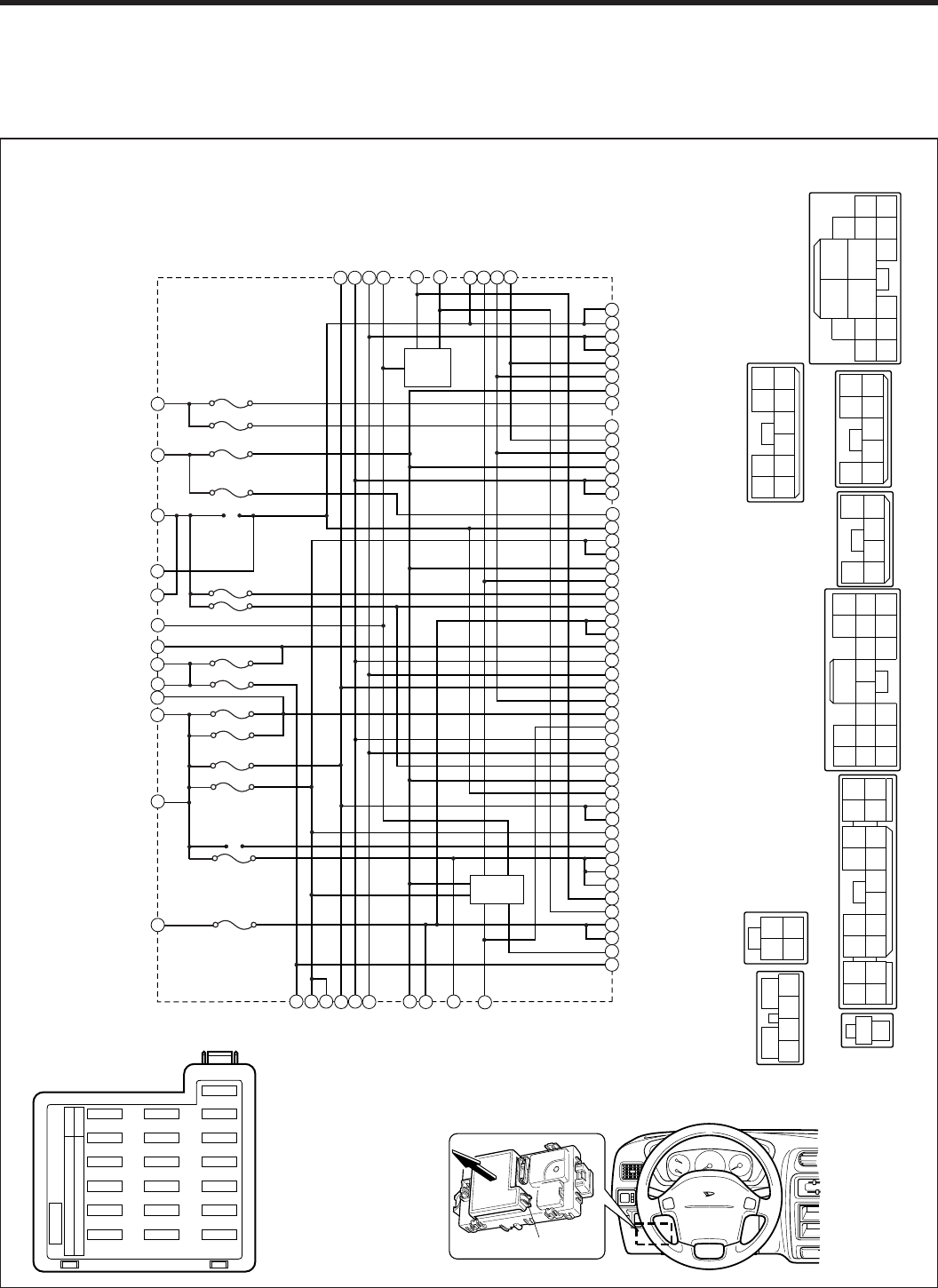 [DIAGRAM] Daihatsu Terios Fuse Box Diagram
