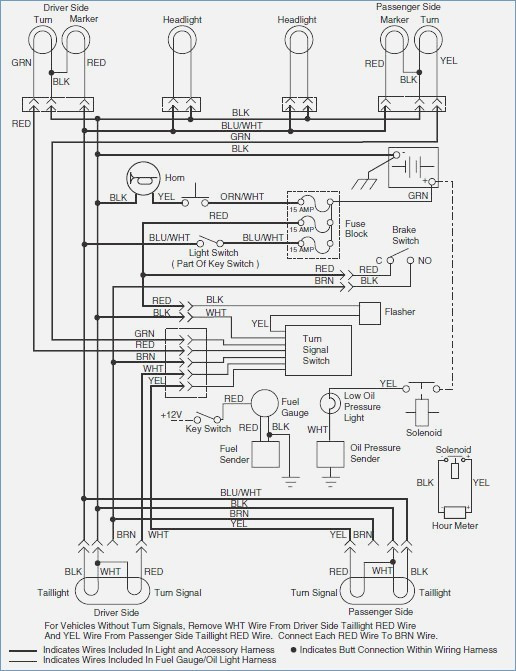 Ez Go Golf Cart Wiring Diagram / Ezgo Pds Solenoid Wiring