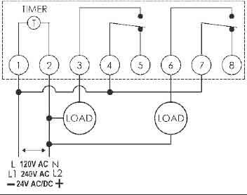 [DA_6664] Grasslin Time Clock Wiring Diagram Free Diagram