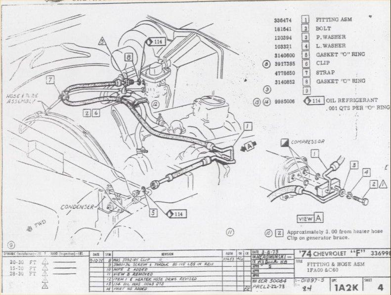 [BG_7049] 1977 Chevy Ac Compressor Wiring Diagram Wiring