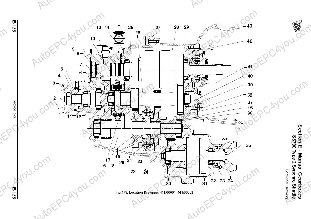[MF_8409] Jcb Wiring Schematic Furthermore Engine Repair