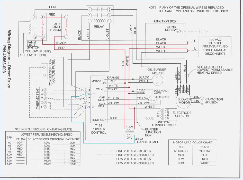 Schematic Tempstar Tempstar For Wiring Heil Nulk075dg05