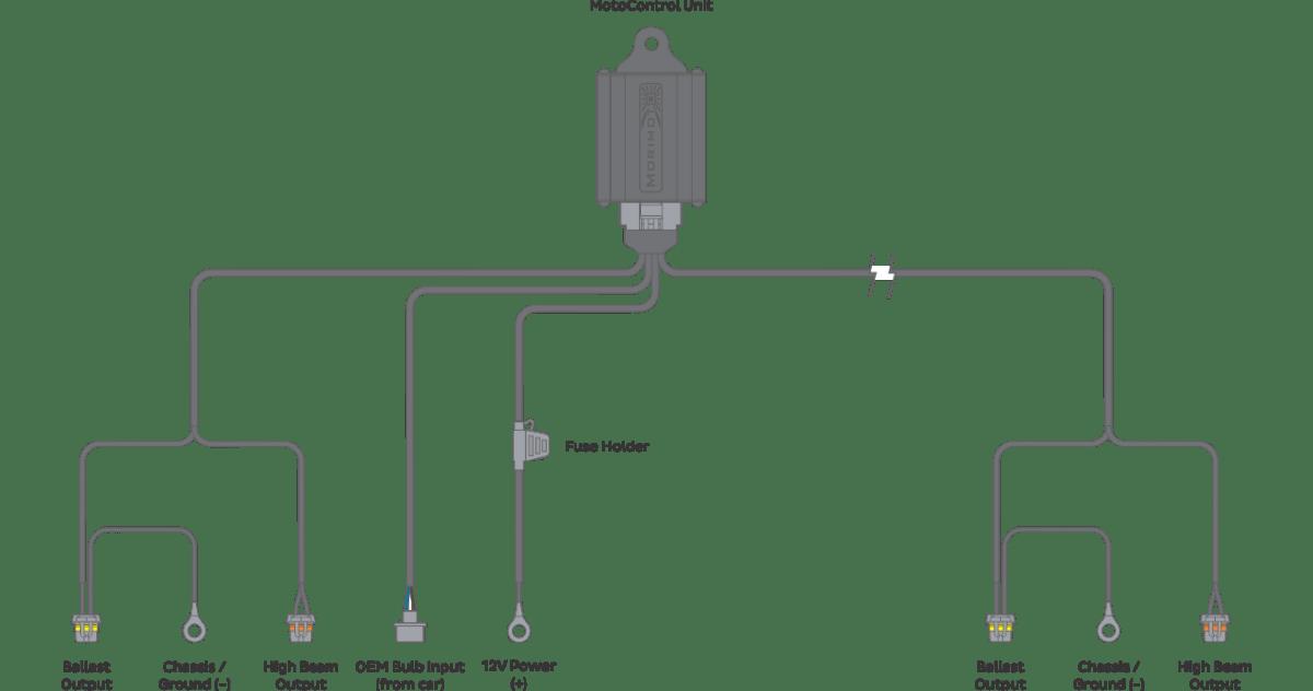 9007 Hid Wiring Diagram Database