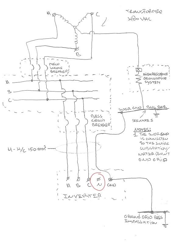 [KD_7709] Single Phase Transformer Wiring Diagram In