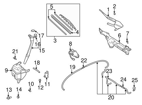 [YL_5379] 2000 Lexus Rx300 Exhaust Diagram Download Diagram