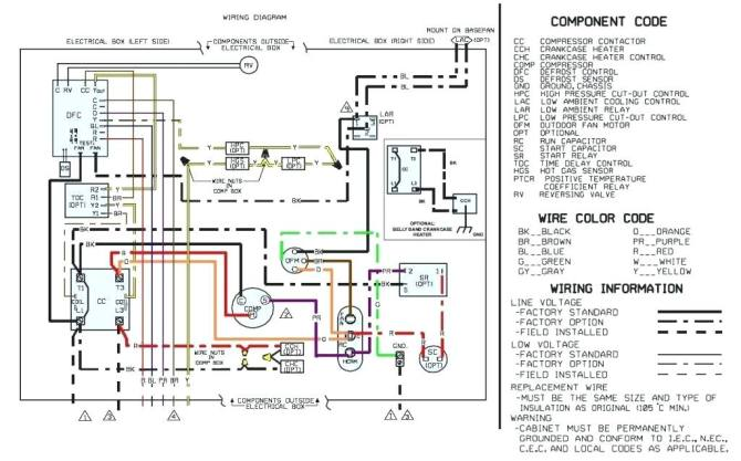 rheem electrical wiring diagram  67 mustang radio wiring