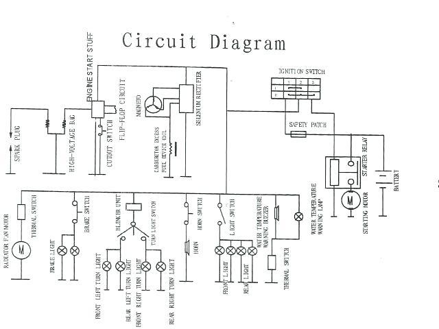 [DIAGRAM] Dune Buggy 250cc Wiring Diagram FULL Version HD