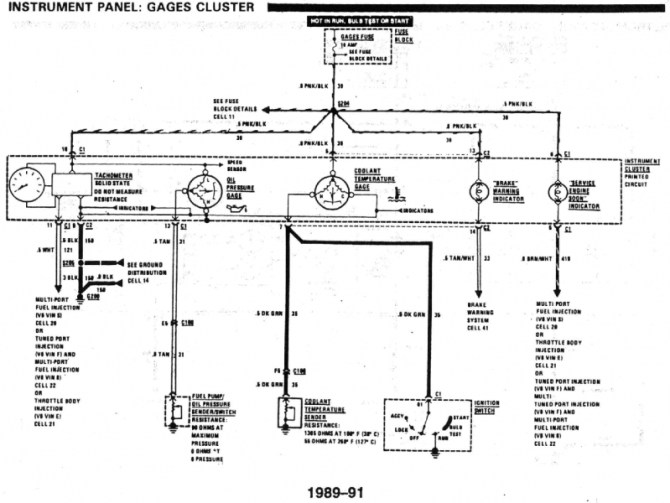 1957 chevy gauge wiring  wiring diagrams database list