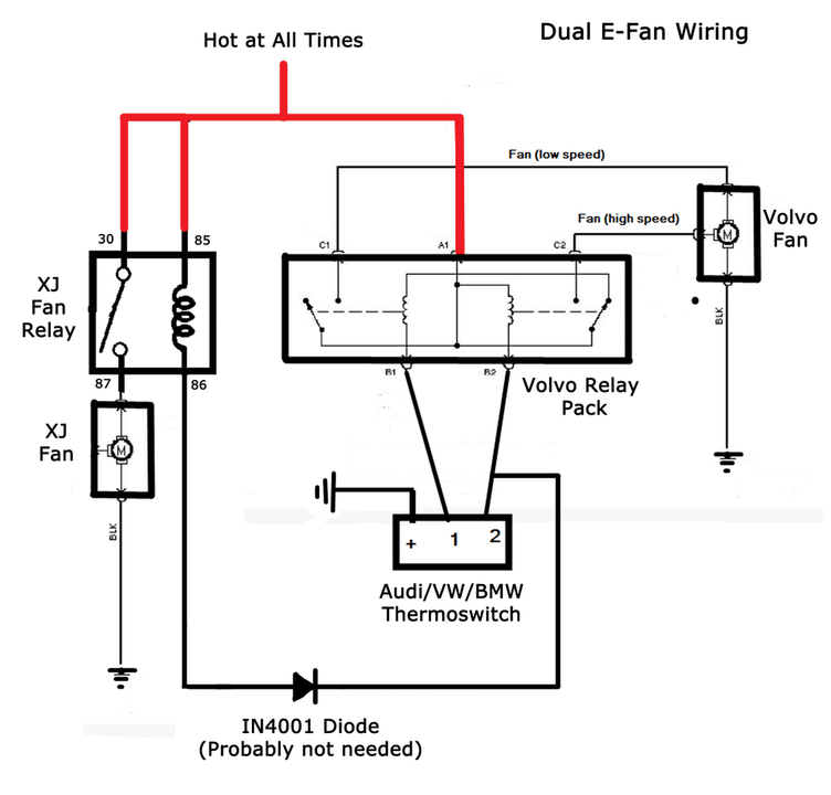 49+ 2 Speed Electric Fan Wiring Diagram