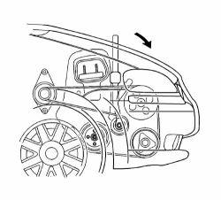 [YV_6718] Repair Guides Power Steering Pump Removal