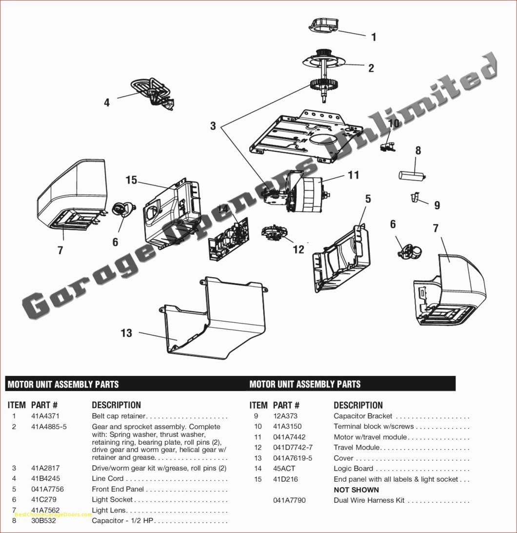 Stanley Garage Door Opener Parts Uk