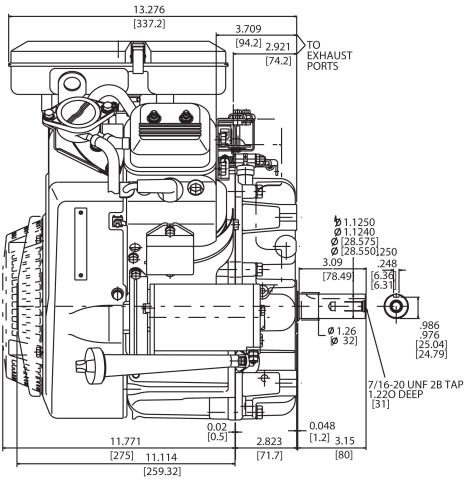 フォトギャラリー 16 hp briggs and stratton engine manual