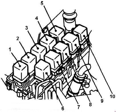 2000 Infiniti G20 Engine Diagram : 2000 Infiniti G20