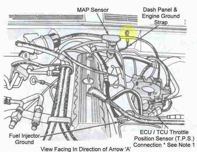 98 jeep cherokee engine diagram  description wiring