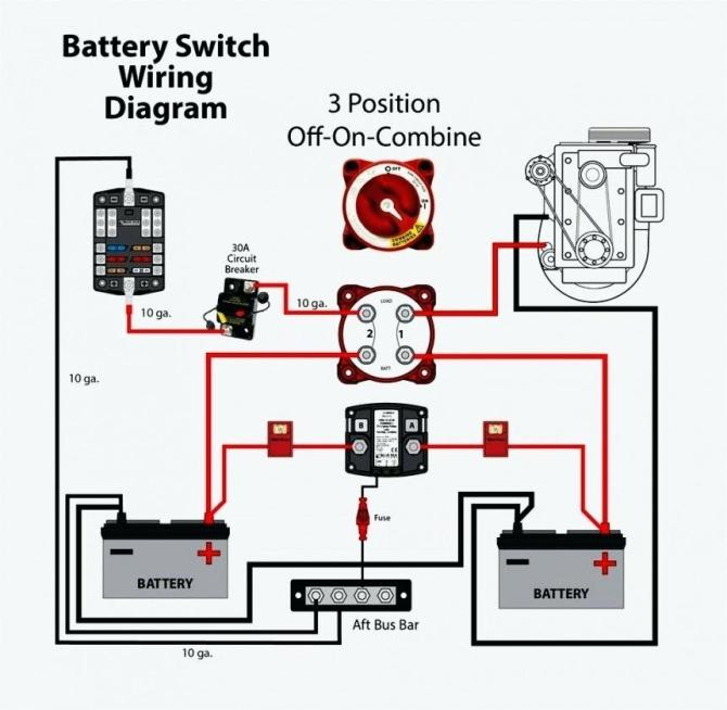 ll2209 wiring diagram on 12 volt marine battery switch