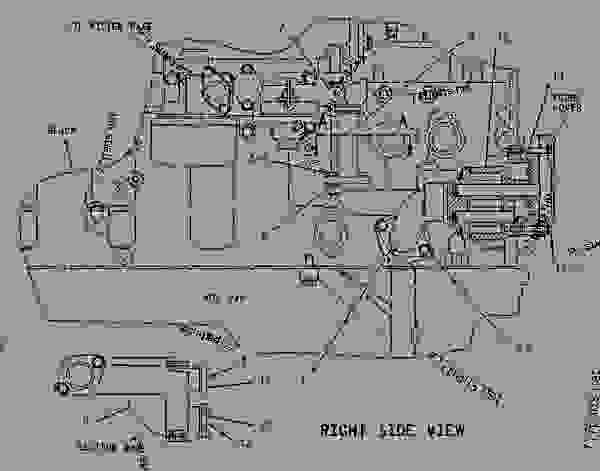 [HW_3560] 3126 Caterpillar Engine Diagram On C15 Cat Block