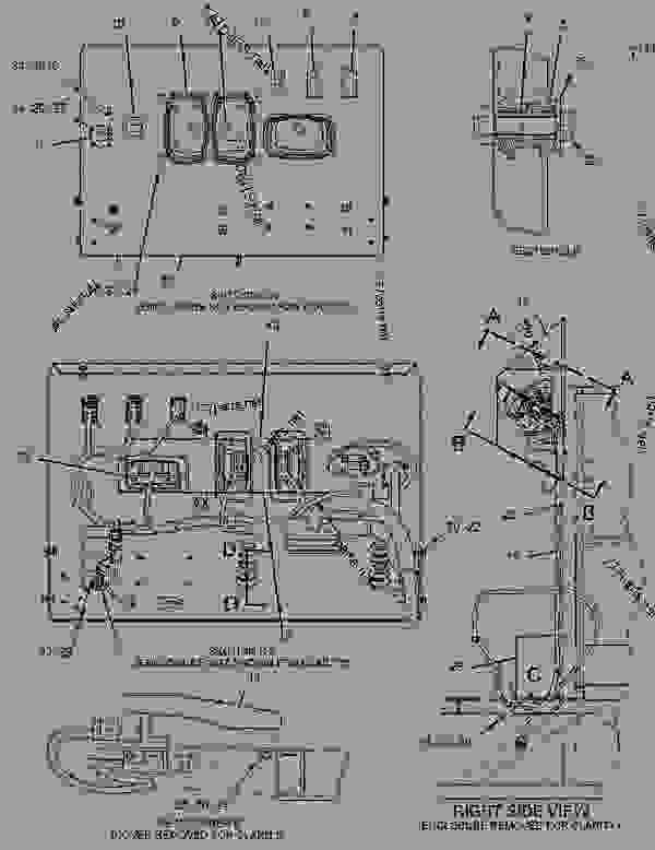 [HR_1114] Cat Telehandler Wiring Diagrams Free Diagram