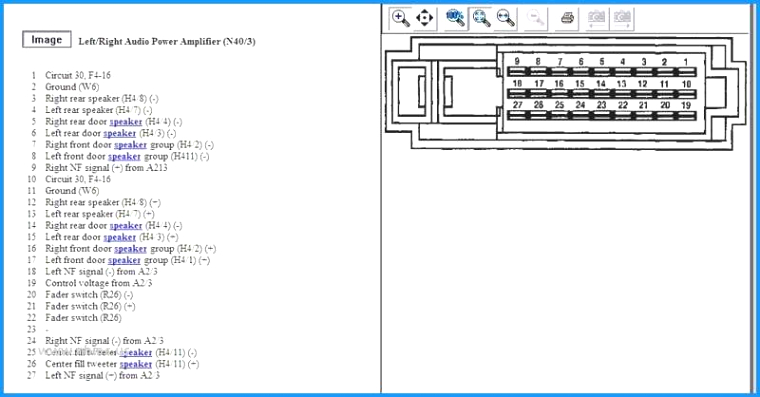Bose Amp Wiring Diagram Manual For Your Needs