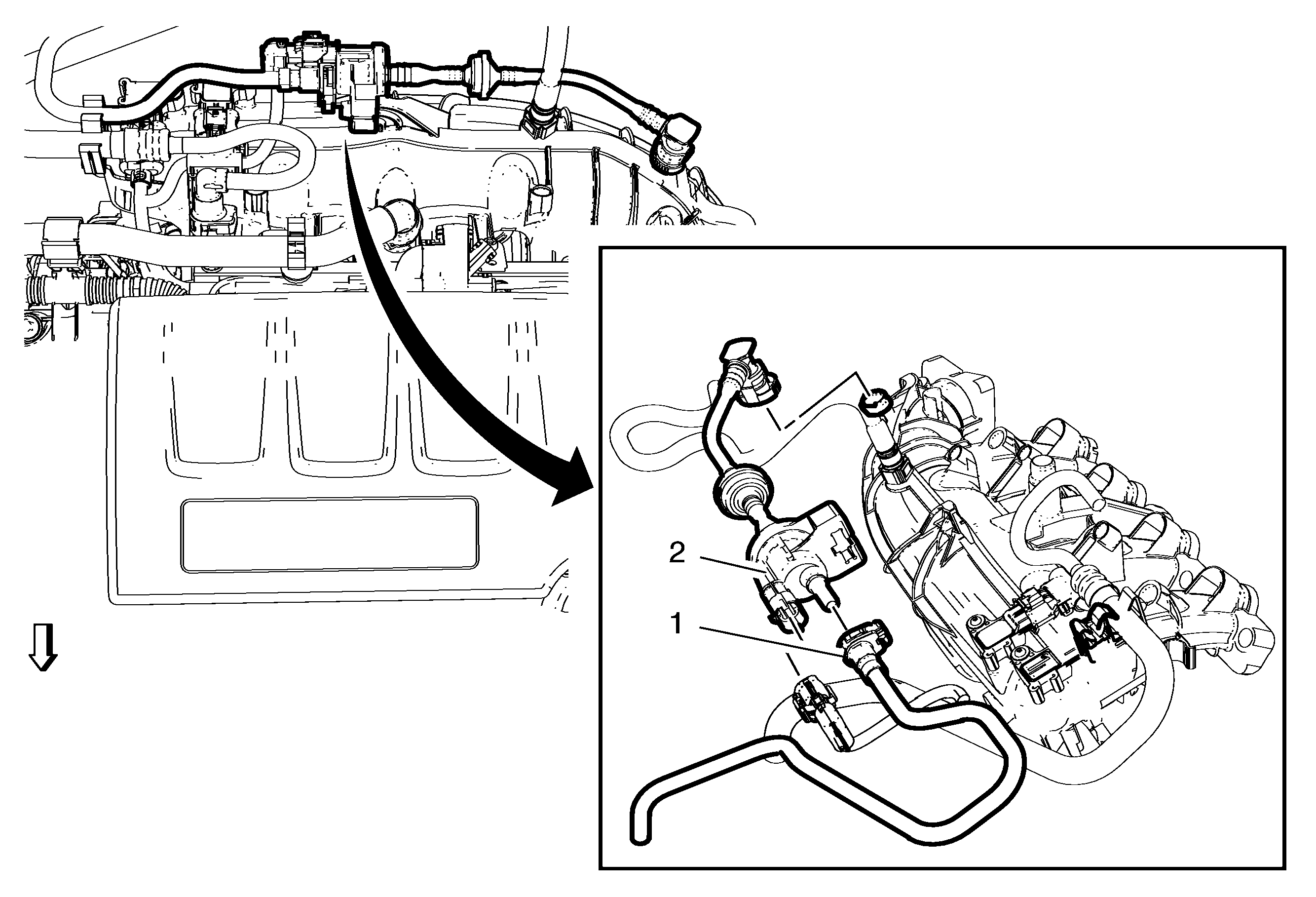 [ZX_4463] 2016 Chevrolet Cruze Engine Diagram Schematic Wiring