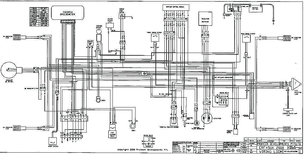 [NK_6234] Wiring Diagram 2005 Honda Cbr1000Rr Download Diagram