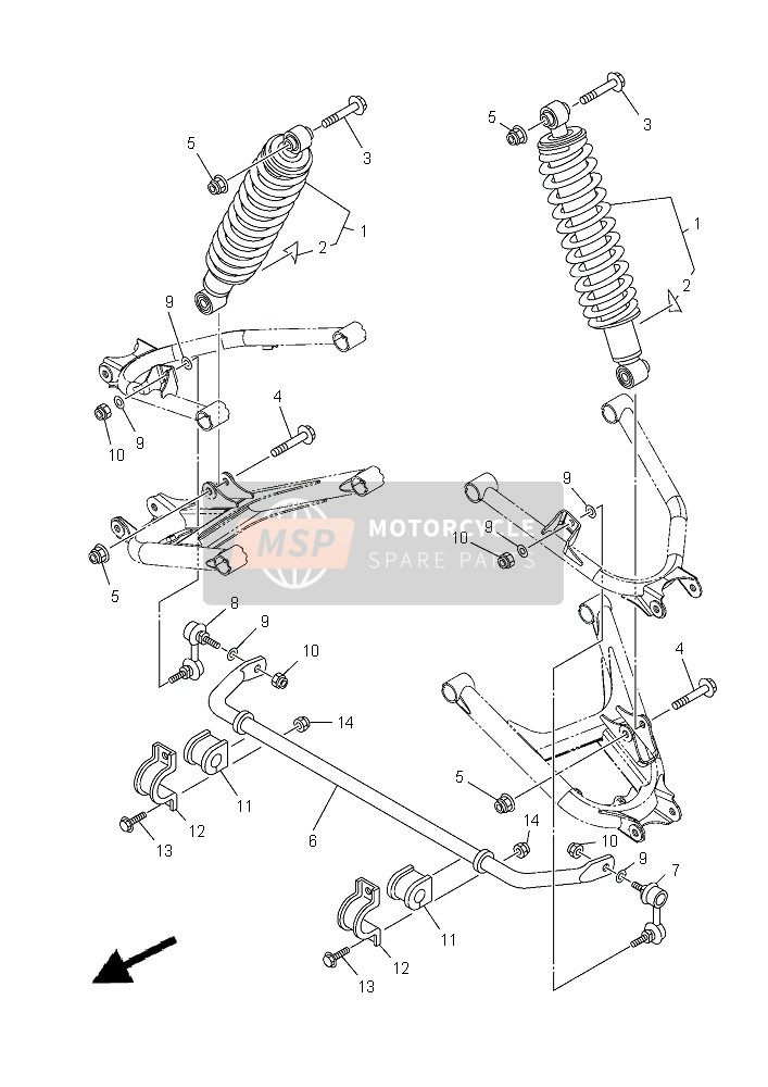 [VH_6699] Wiring Diagram For Yamaha Viking Schematic Wiring
