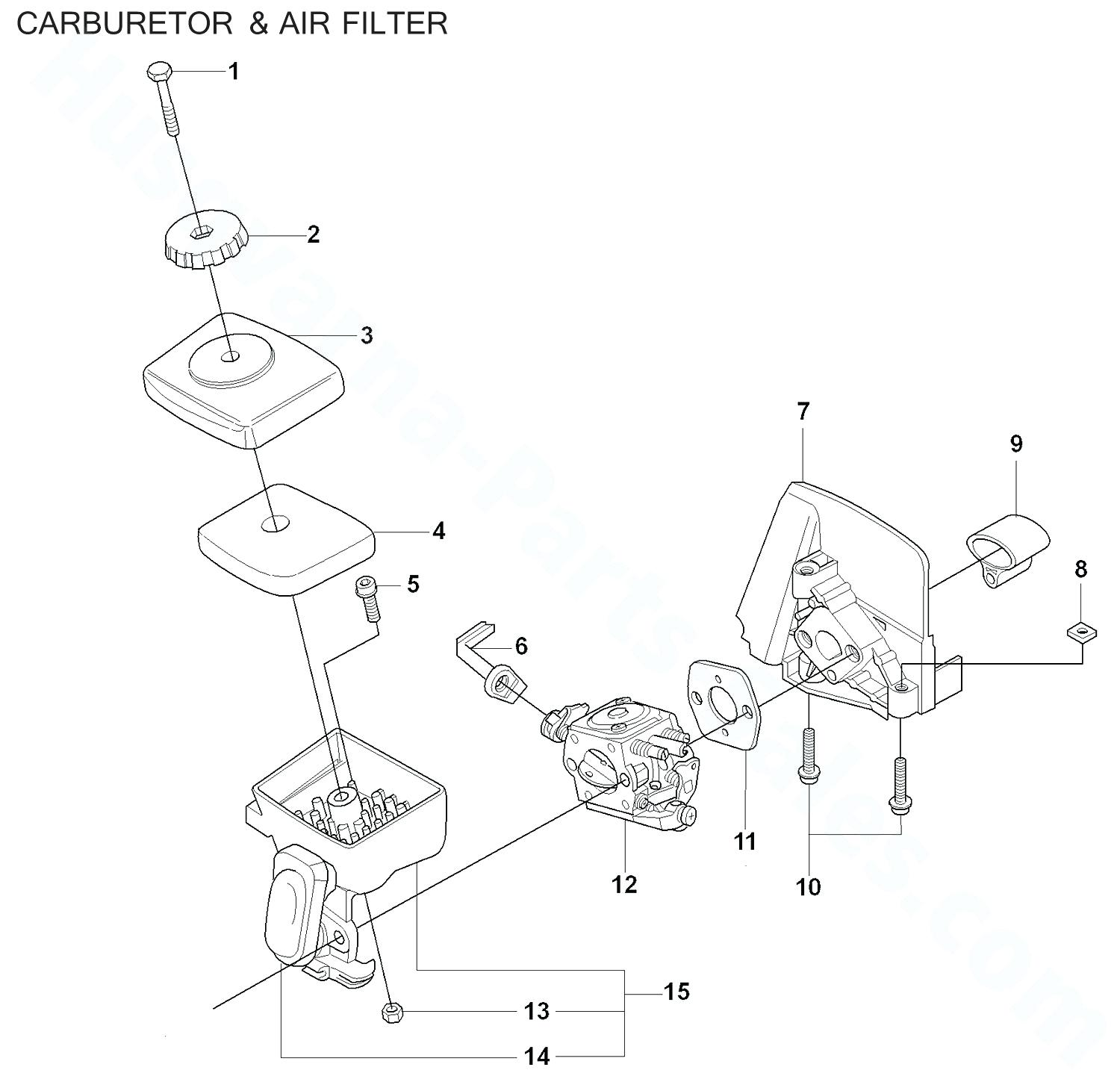 [BH_3683] Weed Eater Carb Diagram Download Diagram