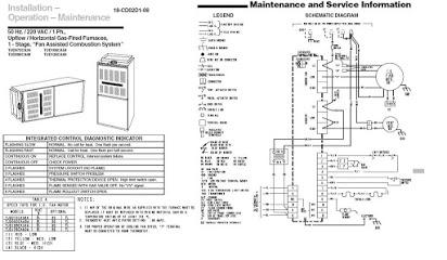[XN_0618] Trane Xe80 Wiring Schematic Free Diagram
