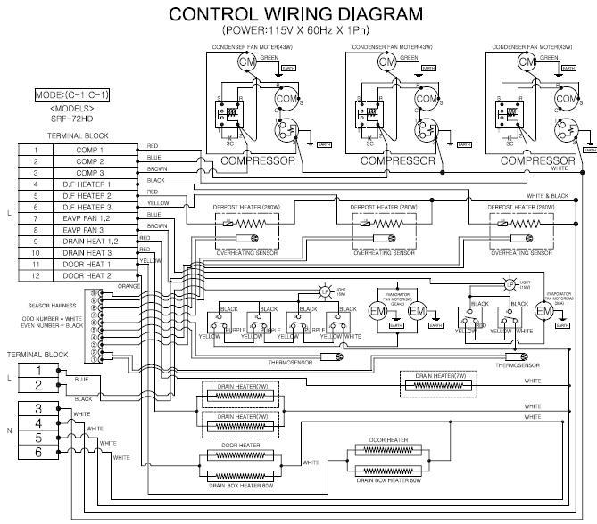 [SS_7437] Ge Refrigerator Wiring Diagram Free Diagram
