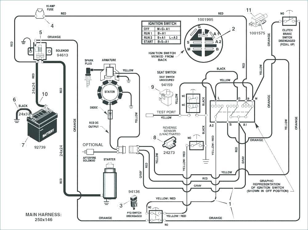 [XO_2463] Poulan Pro Wiring Harness Wiring Diagram
