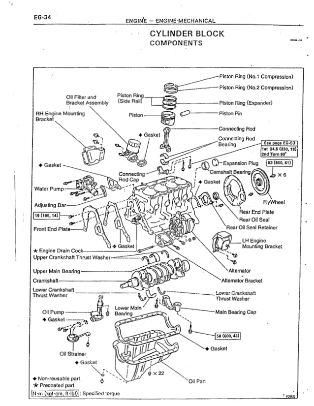 [View 22+] Wiring Diagram Toyota Kijang 7k Efi