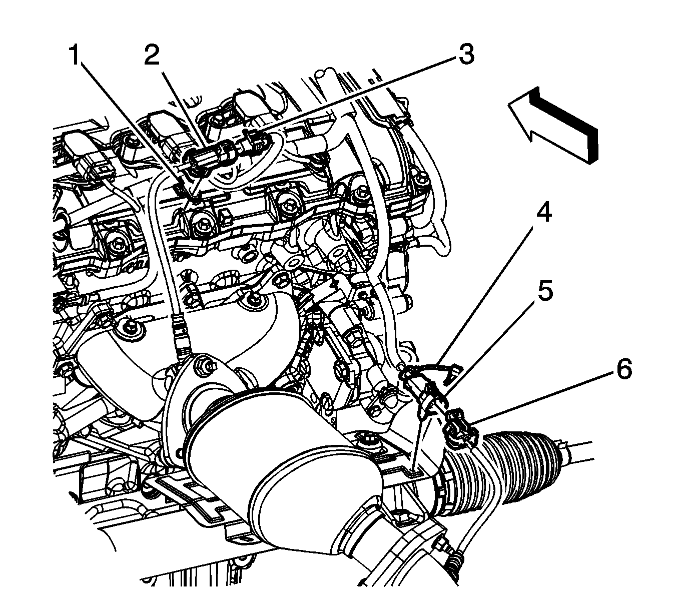 [OE_6909] 2010 Buick Enclave Cylinder Diagram Wiring Diagram