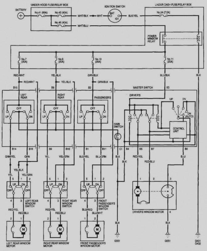 2001 honda civic door wiring diagram  mercury fuel pressure