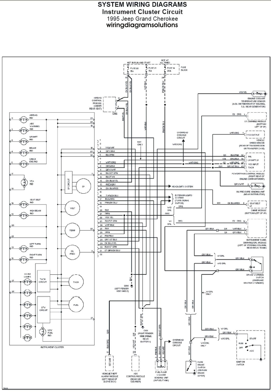 [EK_9008] Diagrama De Fusibles Jetta 98 On 1990 Chevy K5